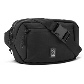 Chrome Ziptop Heup Pack, black